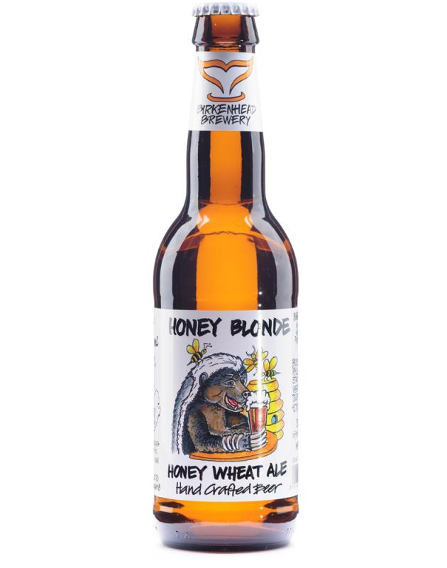 Birkenhead Brewery Honey Blonde Honey Wheat Ale