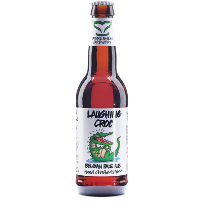 Birkenhead Brewery Laughing Croc Belgian Pale Ale
