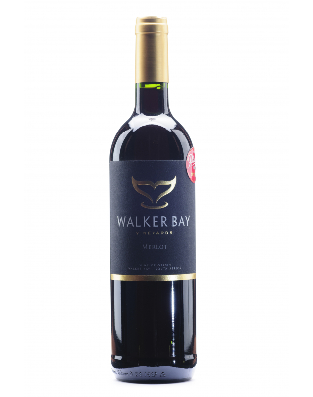 Walker Bay Estate Merlot 2018